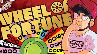 CHILLED is a DUMB GENIUS!   Time to Spin the Wheel! (WHEEL OF FORTUNE! w/ Ze & Tom)