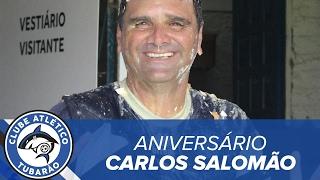 [ANIVERSÁRIO] Carlos Salomão | TV Tubarão