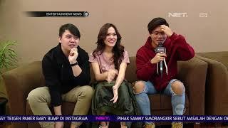 Sheryl Sheinafia, Rizky Febian, dan Chandra Liow Bicarakan Single Terbaru