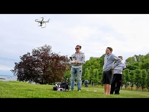 don't buy kids drones