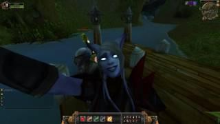 World of Warcraft - Harassing a fishing Kikoskia, World of Warcraft, Blizzard Entertainment