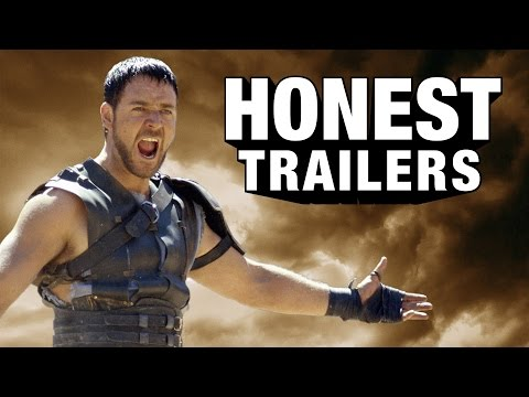 Honest Trailers - Gladiator (видео)