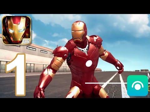 Скачать Игру На Андроид Железный Человек 3