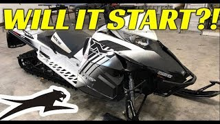 9. Will This ARCTIC CAT START!? How Many Pulls??