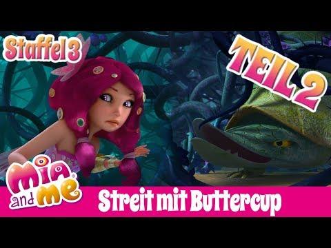 Streit mit Buttercup Teil 2  - Mia and Me - Staffel 3 🌸🌺