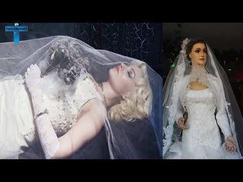 10 Of The Most Shocking Real Life Corpse Brides That Will Take Your Breath Away