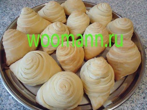 53 бадамбура видео рецепт badambura resepti