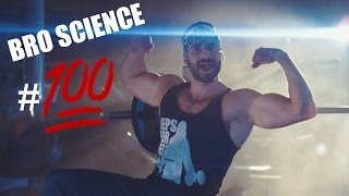 Bro Science #100: One-hunnit PRE-ORDER THE SWOLY BIBLE: http://bit.ly/SwolyBibleSHIRTS: http://www.DomMerch.comGNAR PUMP: http://brosupps.com/Facebook: http://www.facebook.com/BroScienceLifeIG: @DomMazzetti https://www.instagram.com/dommazzetti/Twitter: https://twitter.com/BroScienceLifeInternet: http://brosciencelife.coBeat by 3LAU: https://www.youtube.com/DJ3LAUVideo/Editing: Nic Delikat @nicdelikatLighting: Adam UnruhSpecial thanks to:Zac Mertens @mister_zacharyAdam Swords @adamswordsShot at Metroflex Gym: http://metroflexlbc.com/ Lyrics:Back from the dead now I'm in the churchIma God in the gym, Jesus on the merch Zero to a hundred fuckin' real slowSlanging Gnar everyday, El ChappoRoll to the gym, smoothie bar, fuck the young hoesGotta keep my distance hundred yards what the judge toldBrads in the back, wizard hat, losing gains, sonDom's on the track, I'm the mack, fuckin' A1sFuckin' A1sFuckin' A1sFuckin' A1sDom's on the track, I'm the mack, fuckin' A1sWeights stackedNo squat rackDick rawNo jimmie hatYour girl wetJust one setMy bis swoleThis bibleI'm space age, you tribal.Father forgive me for these gains I be prayingYou learned the game from Dom mazzetti, you can never check meMass in session, learn a lesson, but you can't out rep meI'm macrohard, you microsoft, your dick you can't erect itAlways soft, just like Brad, that bitch an anorexic Bro tip She get the whole thingBout to rip, hit the booty, blow an O-ring2 milly strong  fuck that weak shitNew video... Fuck that every week shitRoll to the gym, smoothie bar, fuck the young hoes.Gotta keep my distance hundred yard what the judge told.Brads in the back, wizard hat, losing gains sonDom's on the track, I'm the mack, fucking A1sRoll to the gym, smoothie bar, fuck the young hoesGotta keep my distance hundred yards what the judge toldBrads in the back, wizard hat, losing gains, sonDom's on the track, I'm the mack, fuckin' A1sFuckin' A1sFuckin' A1sFuckin' A1sDom's on the track, I'm the mack, fuckin' A1sFather forgive me for these gains I be prayingJersey shoreAztec No shirt Club sweatSpring break Pool barPullin hoesBlowing GnarCarloRossi Get these bitches frothyDom MazzettiHundred deepItaliano Spike Lee Brad Martyn, too small, can't see that chump No coke, got the Gnar, now key that bump Bump, bump, bump, bump-bump-bumpJesus repsDom pass you the whey cuz ya gains keep going down Jesus repsDom pass you the whey cuz ya gains keep going downJesus reps, with me