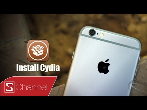Hướng dẫn Jailbreak và cài Cydia trên iOS 8.1