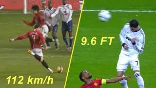 Video 10 Cristiano Ronaldo Goals That Prove he Isn't Human... MP3, 3GP, MP4, WEBM, AVI, FLV September 2017