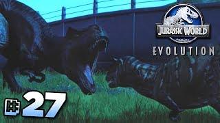 DINOSAUR DOMINANCE!!! - Jurassic World Evolution FULL PLAYTHROUGH | Ep27 HD