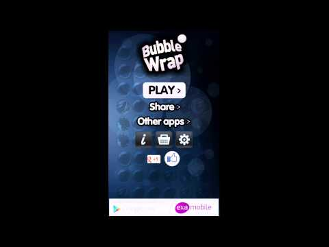 Video of Bubble Game - Stress Relief