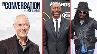 John Salley & K-OS: Hip Hop, Basketball And The Dalai Lama | In Conversation by Sportsnet Canada