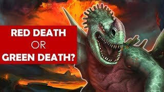 Video The Truth about the Red Death? [ Green Death l School of Dragons l Books l EXPLAINED ] MP3, 3GP, MP4, WEBM, AVI, FLV September 2018