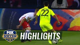 Ji draws Augsburg level vs. RB Leipzig | 2016–17 Bundesliga Highlights by FOX Soccer