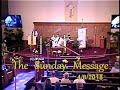 Ssunday Message 4/8/2018