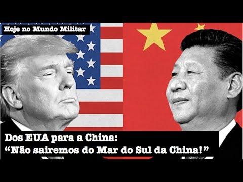 Dos EUA para a China: \