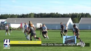 Rochester Girls Soccer vs. Delphi