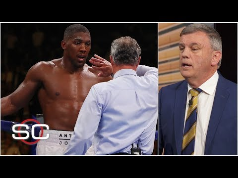 Anthony Joshua looked uninterested in heavyweight loss to Andy Ruiz - Teddy Atlas | SportsCenter