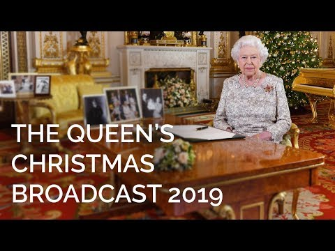 Watch The Queen's Christmas Broadcast 2018