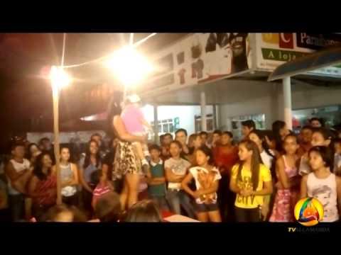 Loja Luana promove Desfile na cidade de Vale do Paraiso