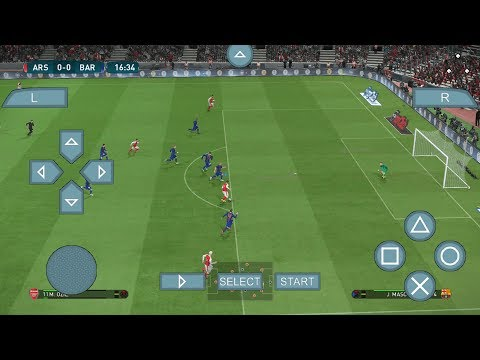 [Direct Download] PES 2018 PSP/PPSSPP ISO | KCO
