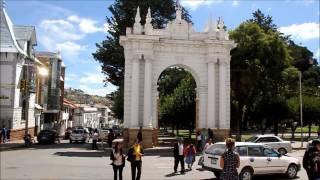 Sucre Bolivia  City pictures : Sucre / Bolivia / Cityvideo/ April 2012/ HD