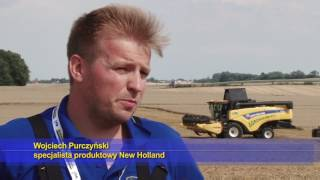 Video New Holland - kombajn CX6.80 MP3, 3GP, MP4, WEBM, AVI, FLV November 2017