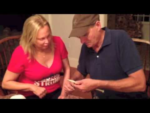 James Teaches Kim to Knit