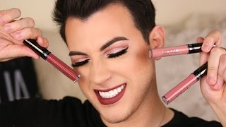 I COLLABED WITH OFRA! First Look and Swatches! by Manny Mua