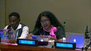 Nalini Singh's Intervention at HLPF 2019: http://webtv.un.org