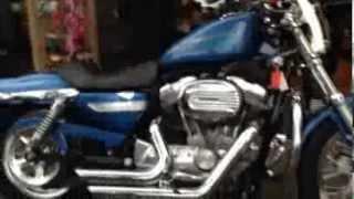 1. 2006 HARLEY-DAVIDSON SPORTSTER 883 BIG SPEC @ West Coast Harley-Davidson, Glasgow, Scotland