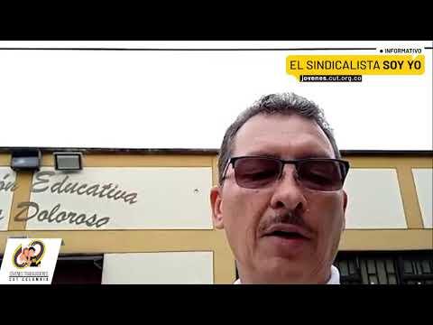 Informativo El Sindicalista Soy Yo | Guillermo Saldarriaga, Departamento de Juventud CUT Risaralda