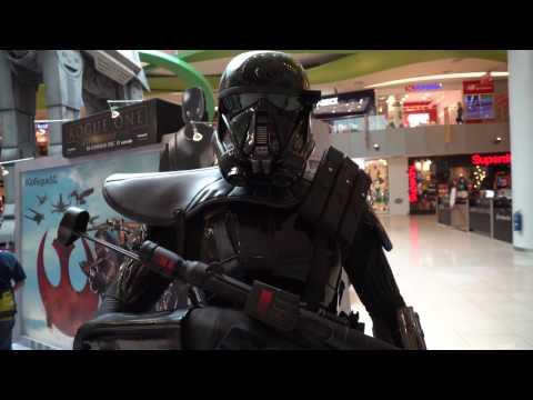 Star wars DEATH TROOPER cosplay armor