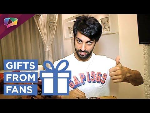 Karan Wahi receives Diwali gifts from fans part-3