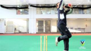 Cricket Victoria Academy Coach Shawn Flegler takes you through the core skills and disciples of finger spin bowling.