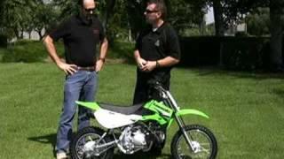 9. Quick Look - 2009 Kawasaki KLX110