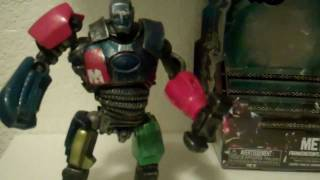 Real Steel Metro Basic Toy Review
