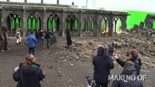 Nonton On Set For The Final Chapter Of  Harry Potter And The Deathly Hallows  Part 2  Film Subtitle Indonesia Streaming Movie Download
