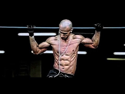 Frank Medrano - Calisthenics Workout
