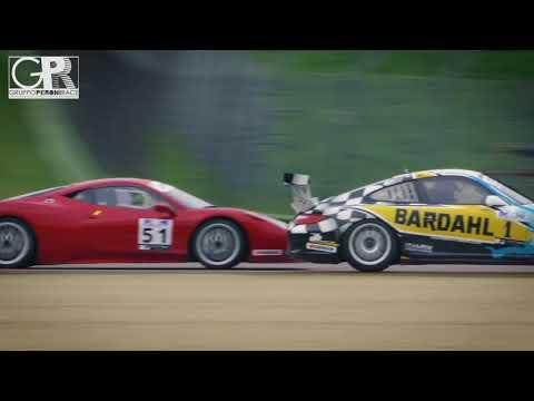 Clip Coppa Italia Gran Turismo/P9 Challenge Imola