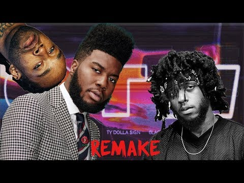 Khalid - OTW Ft. 6LACK, Ty Dolla $ign REMAKE TUTORIAL