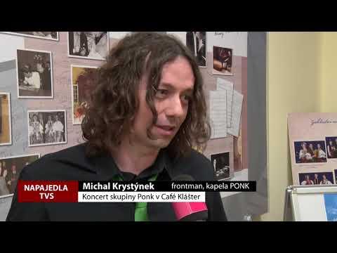 TVS: Napajedla - Koncert skupiny Ponk