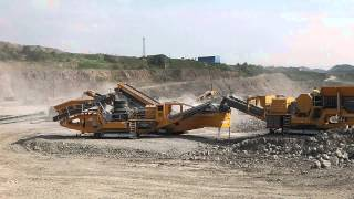 Maanshan China  city images : Striker's E-Trac machines, Ma'anshan China