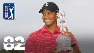 Tiger Woods wins THE TOUR Championship 2007 and FedExCup | Chasing 82 by PGA TOUR