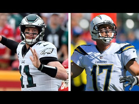 Video: NFL Week 4 Preview I Eagles vs. Chargers