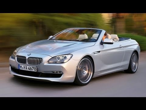 All-New 2012 BMW 6 Series Convertible – In/Out/Driving [HD]