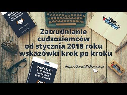 Zatrudnianie cudzoziemców w 2018 roku - wskazówki krok po kroku