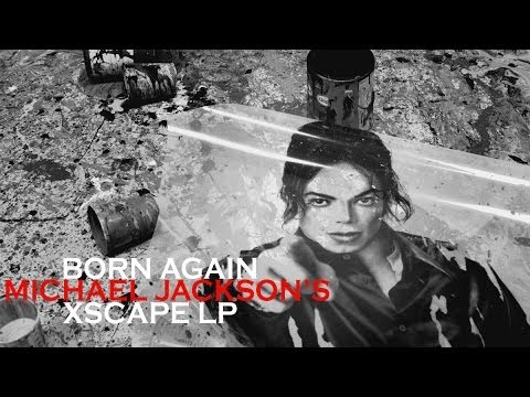 Digital Cover: Michael Jackson's 'Xscape' Album