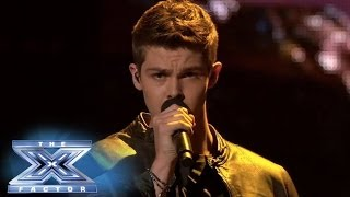 "Restless Road Sees ""Red"" - THE X FACTOR USA 2013"